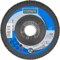 NAREX 65403791 Kotouč lamelový 125mm P60