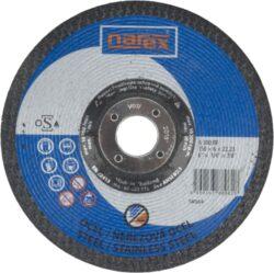 NAREX 65403775 Kotouč brusný 150x6mm na kov vypouklý A 30Q BF