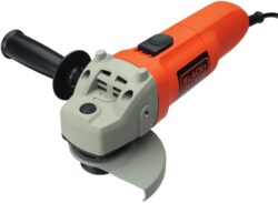 BLACK DECKER KG115-XK Bruska úhlová 115mm 700W - Bruska úhlová 115mm 700W