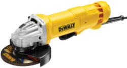 DEWALT DWE4203-QS Bruska úhlová 125mm 1010W-Bruska úhlová 125mm 1010W