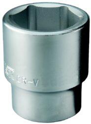"""NAREX 443001364 Hlavice 1"""" nástrčná 6hran 80mm-Hlavice 1 nástrčná 6hran 80mm"""