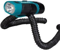 MAKITA STEXML705 Akusvítilna LED 7,2V (bez aku)                                 -Akusvítilna LED 7,2V (bez aku)