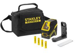 STANLEY FMHT77585-1 Laser křížový  FatMax červený alkalické baterie-Laser křížový  FatMax červený alkalické baterie