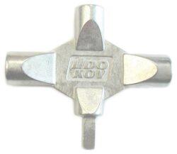 LIDOKOV 01.033 Klíč LK3 k rozvaděči víceúčelový kříž