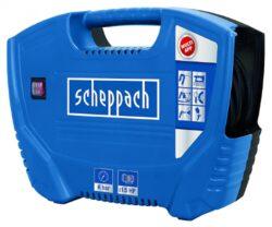 SCHEPPACH AIR FORCE Kompresor bezolejový 1100W 180l/min 8bar-Kompresor bezolejový 1100W 180l/min 8bar