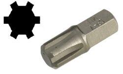 """Bit RIBE M8 (E6,3mm 1/4"""") KS TOOLS 911.5264"""