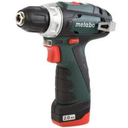 METABO 600080880 PowerMaxx BS Basic MD Akušroubovák 10,8V 2,0Ah-Akušroubovák 10,8V 2,0Ah