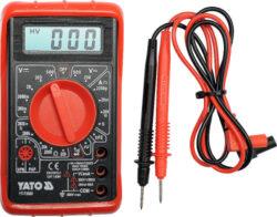 YATO YT-73080 Multimetr DIGI-Multimetr digitální