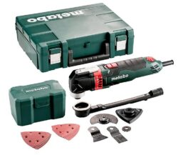 METABO 601406500 Bruska multifunkční 400W MT 400 Quick set - Bruska multifunkční 400W MT 400 Quick set