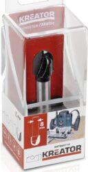 KREATOR KRT060110 Fréza drážkovací oblá D12 S8-Fréza drážkovací oblá D12 S8