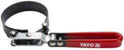 YATO YT-0822 Klíč na olejové filtry páskový 85-95mm-Klíč na olejové filtry páskový 85-95mm