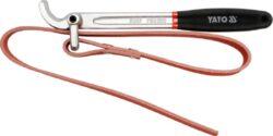 YATO YT-0825 Klíč na olejové filtry páskový 100-200mm-Klíč na olejové filtry páskový 100-200mm