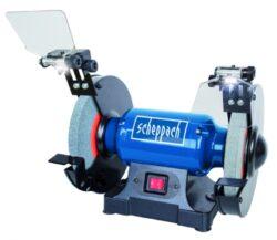 SCHEPPACH SM 200 L Bruska dvoukotoučová 200mm 500W-Bruska dvoukotoučová 200mm 500W