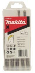 MAKITA B-54710 Sada vrtáků SDS-plus 5dílná-5-ti dílná sada vrtáků SDS-plus Makita B-54710