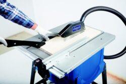 SCHEPPACH HS 100 S SE Pila kotoučová stolní 2000W 250mm + kotouč(7911144)