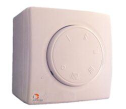 Regulátor rychlosti pro 2 ventilátory MASTER 4800.018                           -Regulátor rychlosti pro 2 ventilátory