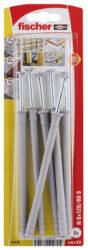 FISCHER 045479 Hmoždinka natloukací SELBO N 8x120/80 S (6ks bal.)-Hmoždinka natloukací SELBO N 8x120/80 S (6ks bal.)