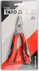 YATO YT-76041 Multifunkční kleště/nůž 160mm-Multifunkční kleště/nůž 160mm