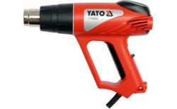 YATO YT-82288 Pistole horkovzdušná 2000W-Pistole horkovzdušná 2000W