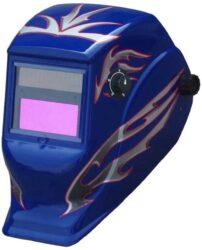 MAGG 116208 Kukla svářečská samostmívací GALAXY 3000 modrá