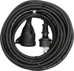 YATO YT-81023 Kabel 30m prodlužovací guma IP44 3G2,5mm 16A-Kabel 30m prodlužovací guma IP44 3G2,5mm 16A