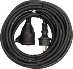YATO YT-81024 Kabel 40m prodlužovací guma IP44 3G2,5mm 16A-Kabel 40m prodlužovací guma IP44 3G2,5mm 16A