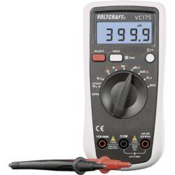 VOLTCRAFT 124457 Multimetr digitální VC175                                      -Digitální multimetr Voltcraft VC-175 do 600V.