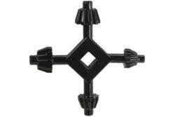 MAGG SMP1090N Klička ke sklíčidlu UNI 13-17mm-Klička ke sklíčidlu UNI 13-17mm