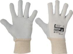 ČERVA 01010022009 Rukavice PELICAN PLUS vel.9 s nápletem-Ochranné rukavice