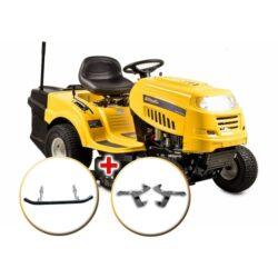 RIWALL 13AB765E623_kit Traktor travní RLT 92 T POWER KIT-Traktor travní 92cm,zadní výhoz s příslušenstvím (tříramenné nože a nárazník)