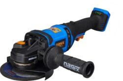 NAREX 65405685 Aku bruska úhlová 150mm 60V BASIC ABU 150-600 3B TL-Aku úhlová bruska 150mm 60V 1500W T-Loc bez aku