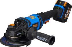 NAREX 65405688 Aku bruska úhlová 150mm 60V 2x3,0Ah ABU 150-620 3B TL-Aku úhlová bruska 150mm 60V 2x3Ah 1500W T-Loc