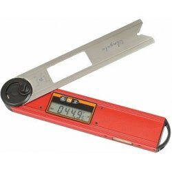KMITEX 1092.2 Úhloměr DIGI 254x254mm-Úhloměr pro tesaře digitální